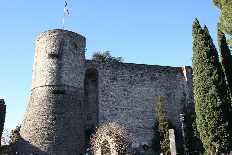 Rocca medieval military build